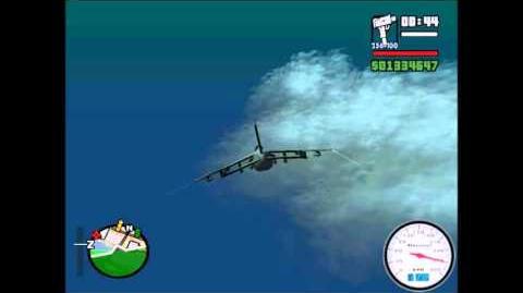 GTA San Andreas Myths - UFOs and Aliens-0