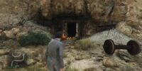 Abandoned Mine Shaft