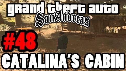 GTA San Andreas Myths & Legends Catalina's Cabin