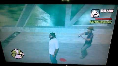 GTA San Andreas - Proof of Killer Cowboy