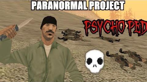 GTA San Andreas Myths . Psycho Ped - PARANORMAL PROJECT 59