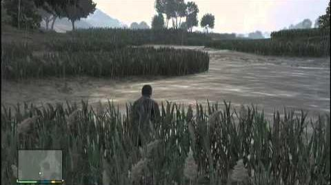Gta V Myths and Legends Swamp Monster Revisted Day 1