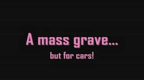 GTA Vice City - Myth Hunters -Case 4- Car Grave