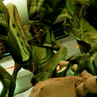 Aliens in the mission: <i>Did Somebody Say Yoga?</i>