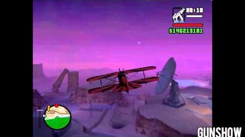 GTA San Andreas Myths Case 7 UFOs