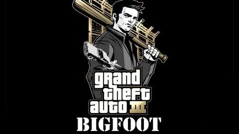 GTA 3 Myths & Legends - Bigfoot HD-1