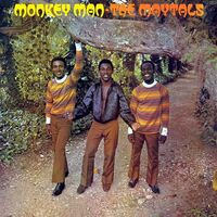 The Maytals - Monkey Man-Cover