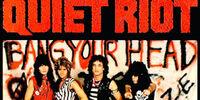 Metal Health (Bang Your Head)