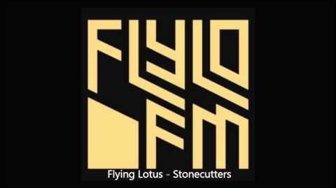 Flying Lotus - Stonecutters