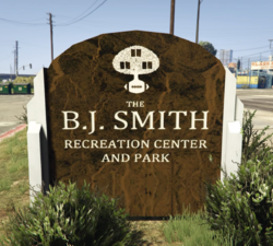 BJSmithRecreationCenter-Sign-GTAV