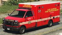 Ambulance-GTAV-front-LSFD