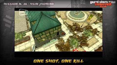 GTA Chinatown Wars - Walkthrough - Mission 36 - One Shot, One Kill