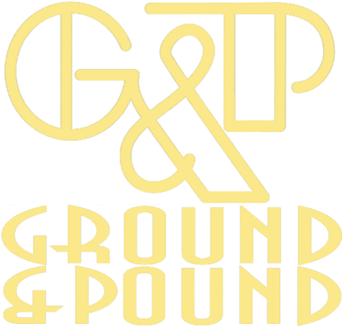 File:Ground&Pound-GTAV-Logo.png
