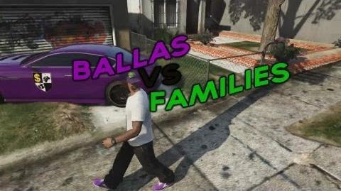 Ballas Vs Families 1 (HD)
