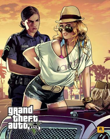 File:GTA V Police Lady.jpg