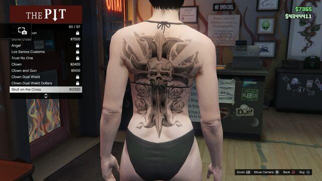 File:Tattoo GTAV-Online Female Torso Skull on the Cross.jpg