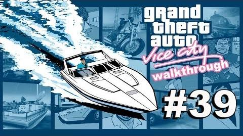 Grand Theft Auto Vice City Playthrough Gameplay 39