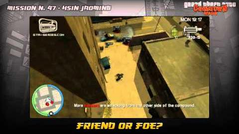 GTA Chinatown Wars - Walkthrough - Mission 47 - Friend or Foe?
