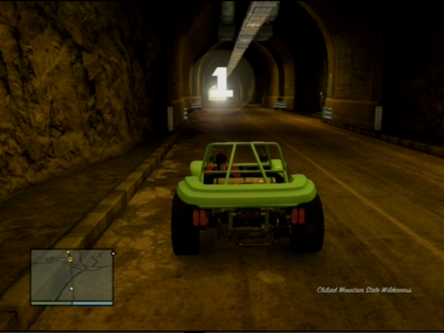 File:By the Side of the Bay GTAO Start.png