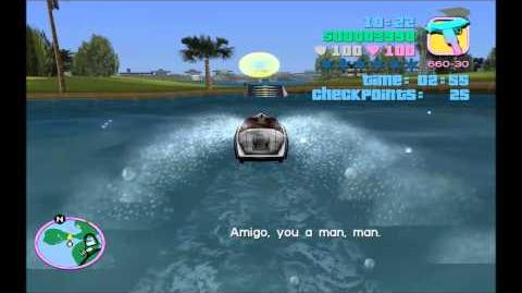 Grand Theft Auto Vice City Gameplay Playthrough w Turbid TG1 Part 11 - Not Enough Height