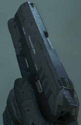 File:Combat Pistol Flashlight GTA V.png