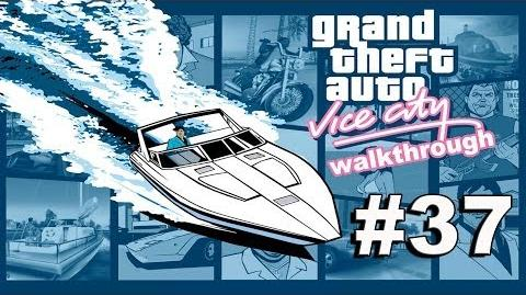 Grand Theft Auto Vice City Playthrough Gameplay 37