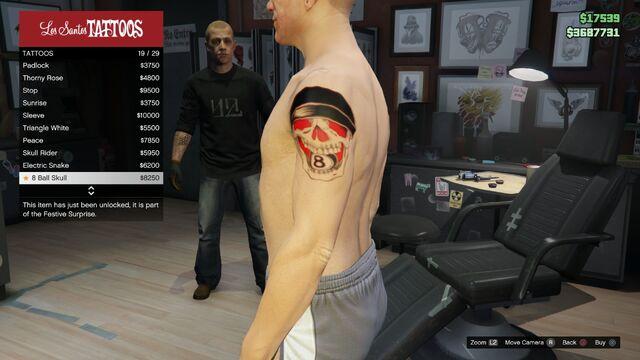 File:Tattoo GTAV Online Male Left Arm 8 Ball Skull.jpg