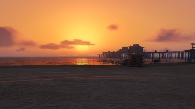 File:Venice Beach sunset.jpg