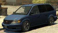 Minivan-GTAIV-front