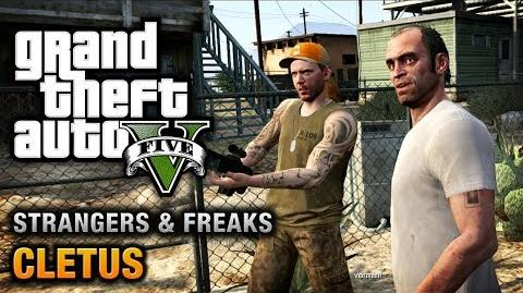 GTA 5 - Cletus 100% Gold Medal Walkthrough