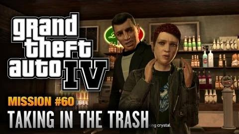 GTA 4 - Mission 60 - Taking in the Trash (1080p)