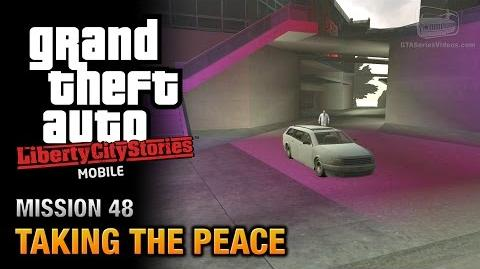 GTA Liberty City Stories Mobile - Mission 48 - Taking the Peace