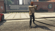 Unnamed District Attorney GTAV In Action