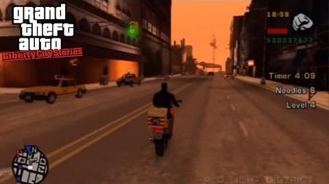 Noodle Punk - GTA Liberty City Stories Side-Mission