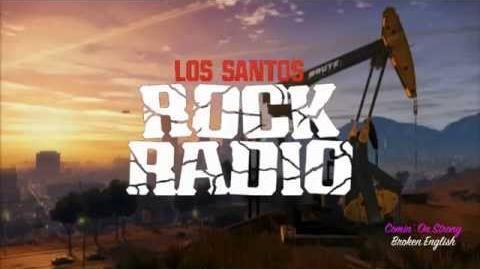 Los Santos Rock Radio - GTA V Radio (Next Gen)