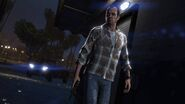 Official PC Screenshot GTAV Facebook Trevor Night