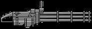 Minigun-GTAVPC-HUD