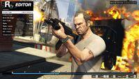 Rockstar Editor-Trevor-Shooting