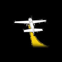 GTA V Flight School Land