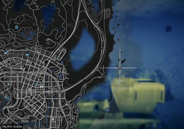 File:Wreck Container Ship GTAV Map.png