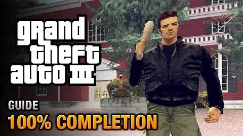 GTA 3 - 100% Completion Guide