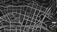 Vehicle Export Showroom GTAO Pinkslips Hawick Map