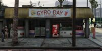 Gyro Day Hot Food