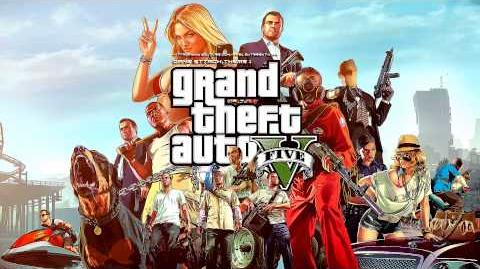 Grand Theft Auto GTA Online - Gang Attack Music Theme 1