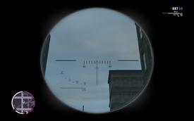 IV - Combat Sniper (H&K PSG-1)target