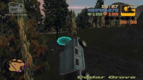 GTA 3 - Walkthrough - Offroad Challenge - Gripped!