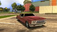 Yardie Lobo GTA LCS