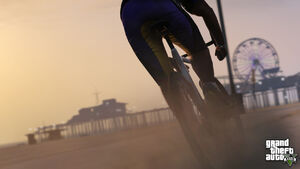 Bicycle-GTAV