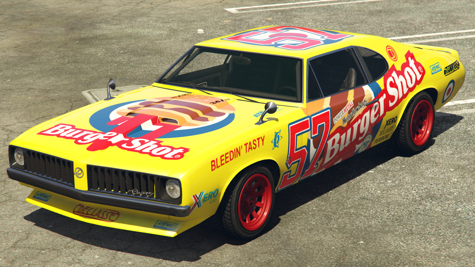 Burger Shot Stallion Gta Wiki Fandom Powered By Wikia