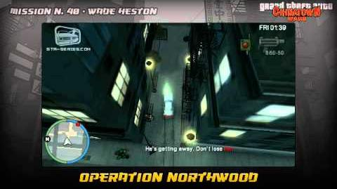 GTA Chinatown Wars - Walkthrough - Mission 40 - Operation Northwood